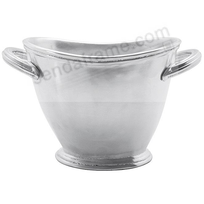The CLASSIC OVAL (small) ICE BUCKET by Mariposa®