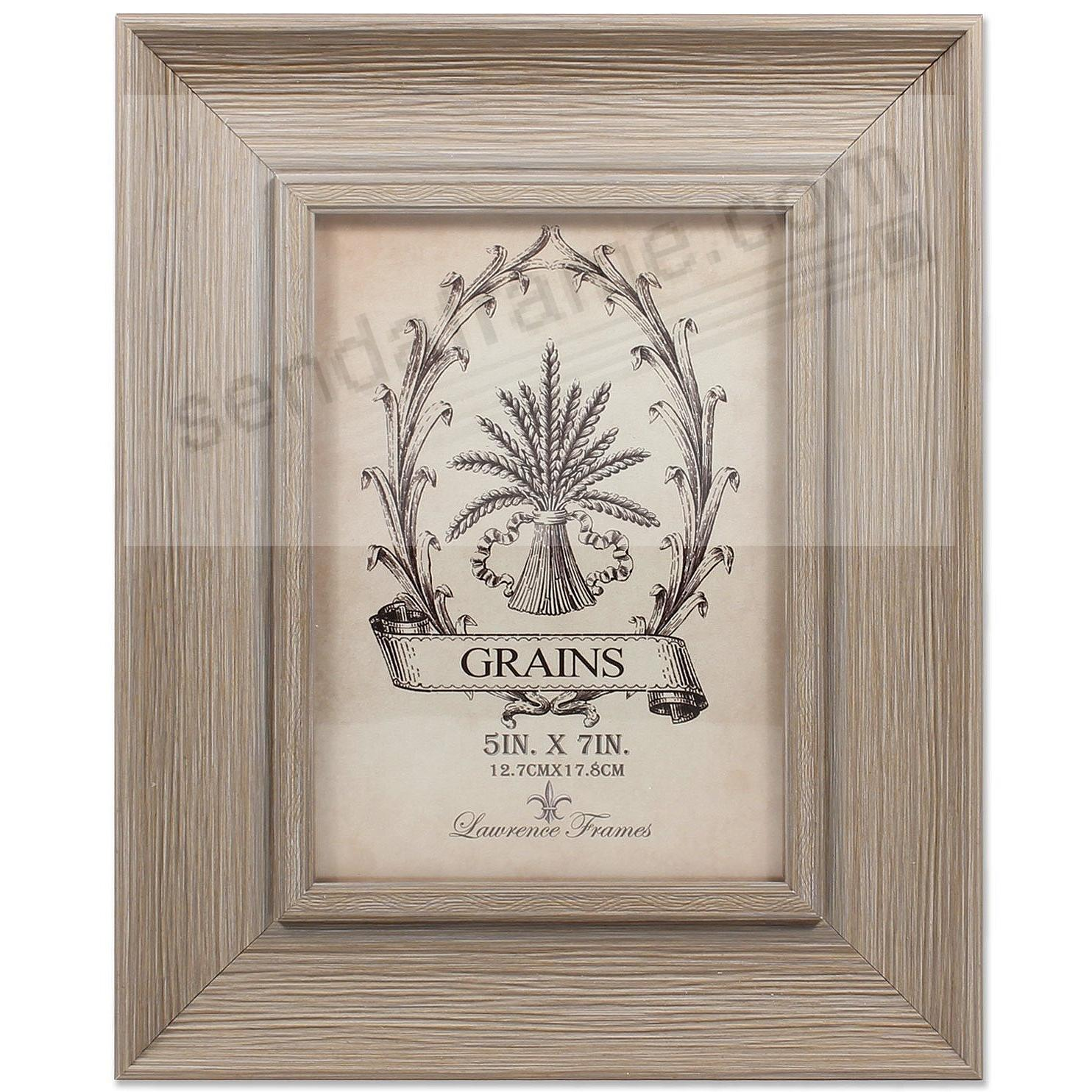 WEATHERED NATURAL DRIFTWOOD frame by Lawrence®