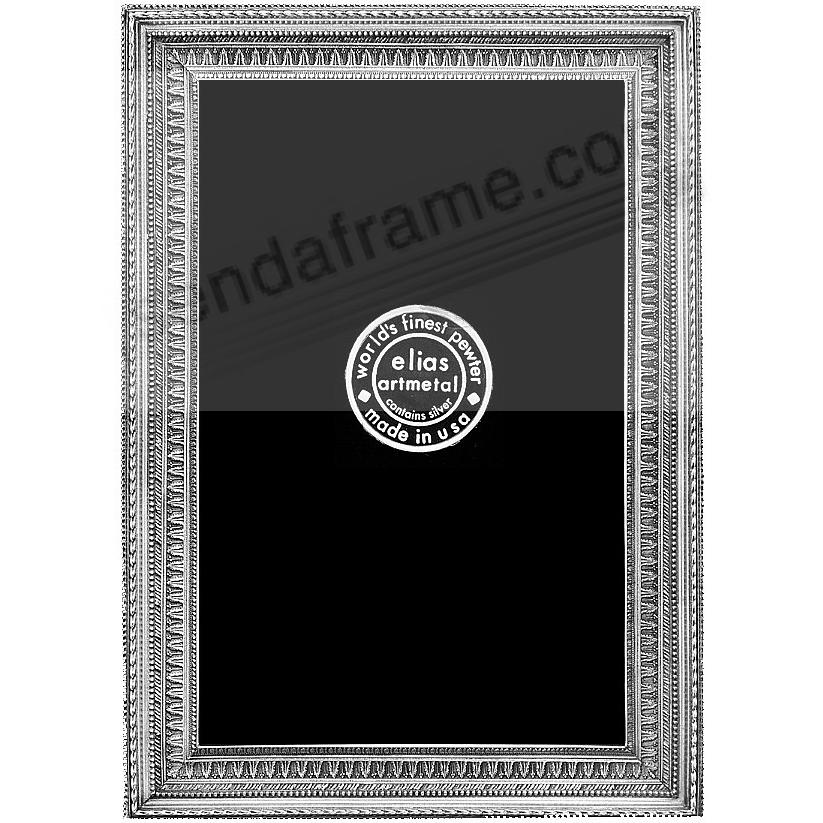 MUSEUM GALLERY Fine Pewter 3x4 frame by Elias Artmetal® - Picture ...