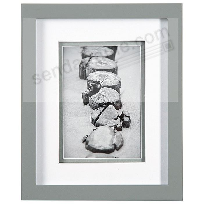 Gray AIRFLOAT 8x10/5x7 print by Burnes™ - Picture Frames, Photo ...