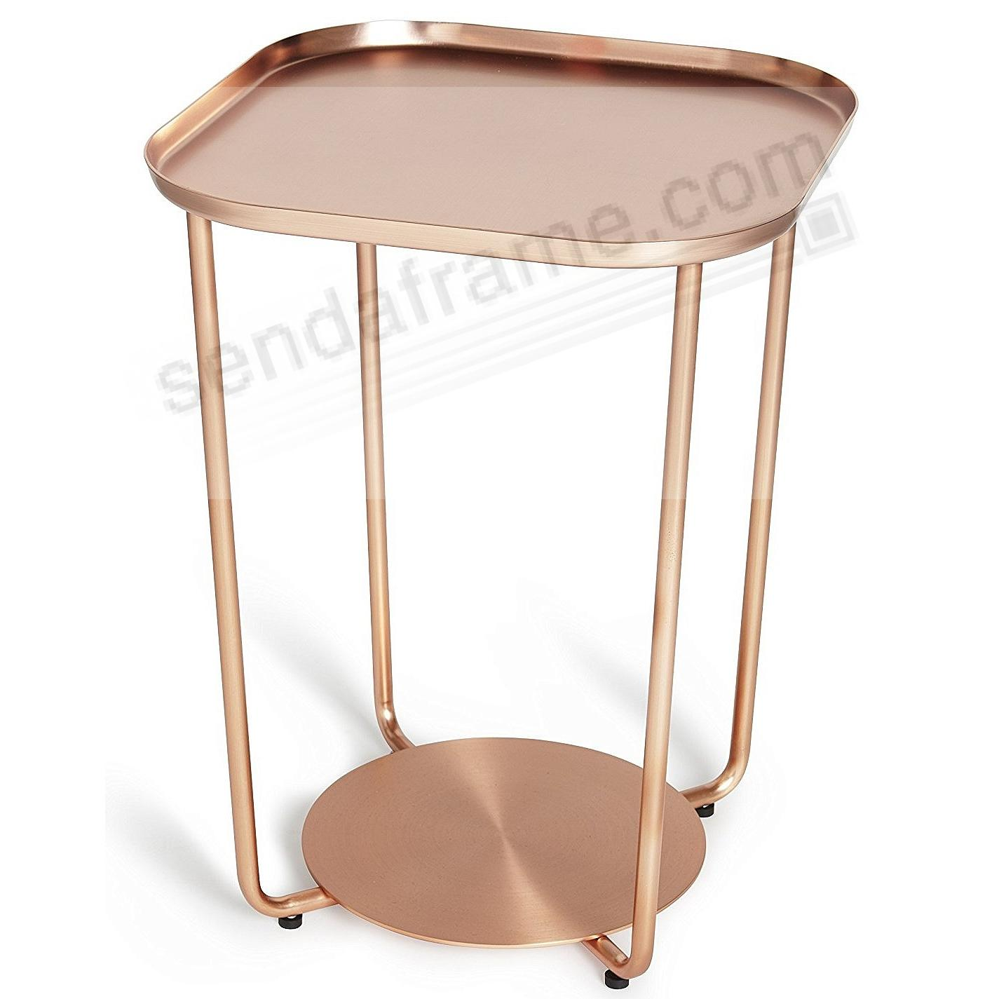 The Original ANNEX COPPER SIDE TABLE by Umbra+®