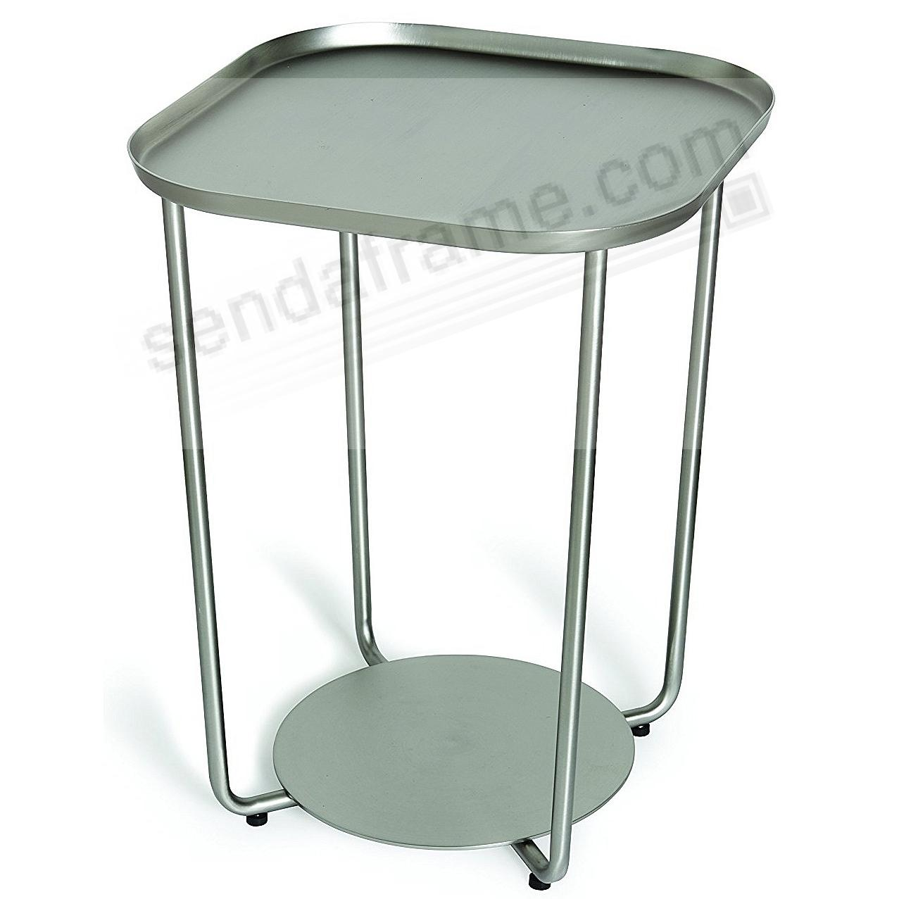 The Original ANNEX NICKEL SIDE TABLE by Umbra+®