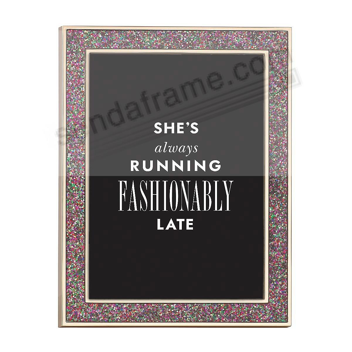 8520198fd26 MULTI GLITTER kate spade new york® Simply Sparkling™ frame for 5x7 prints