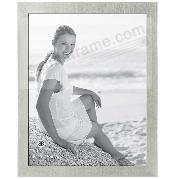 Satin Silverplate 8x10 classic is perfect for engraving by Carr ...