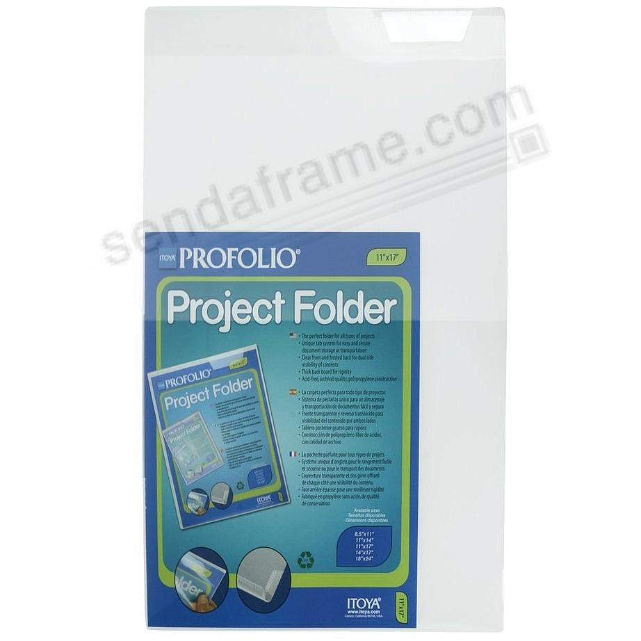 The Original PROJECT FOLDER 11x17 by Itoya®