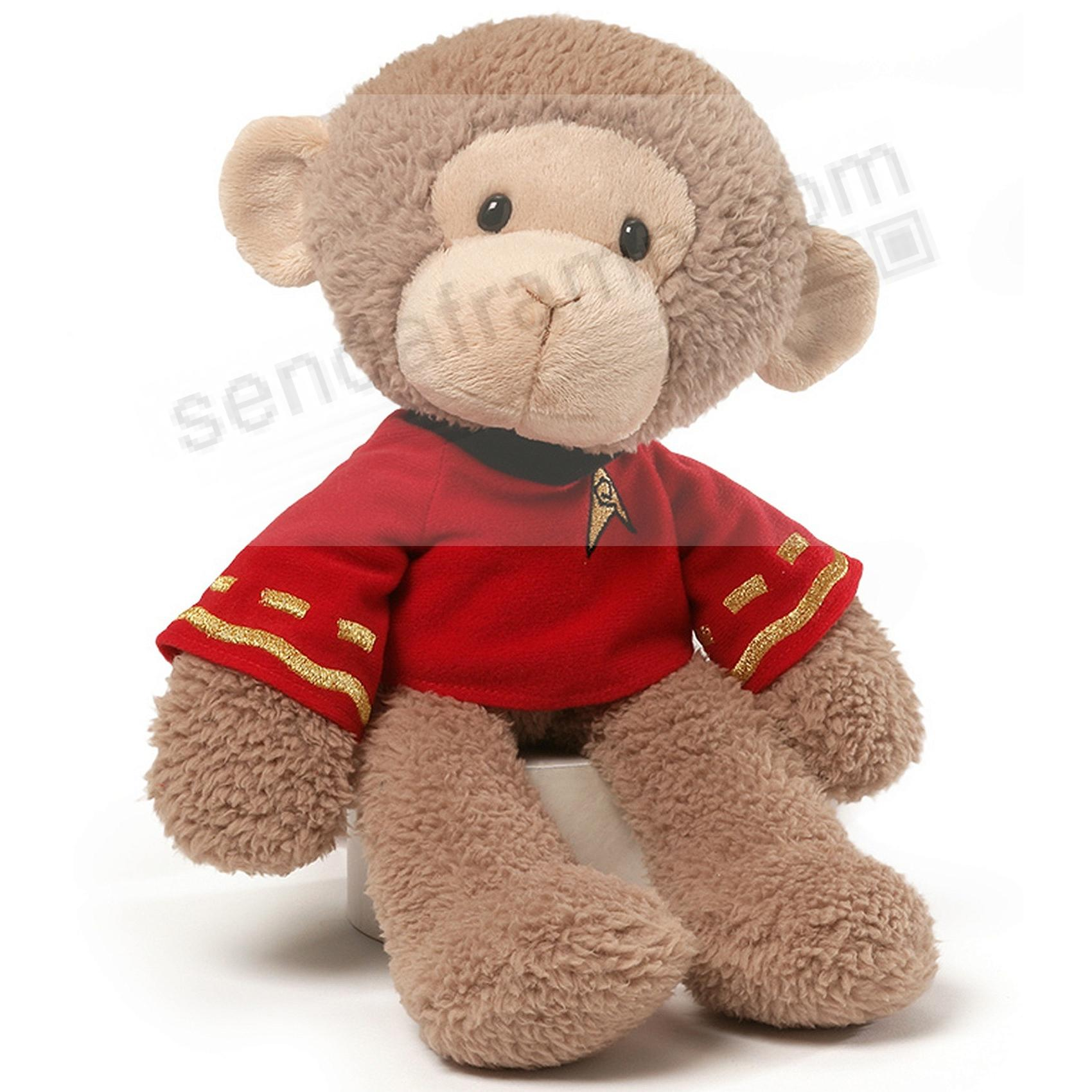 Star Trek Lt. Commander Scotty® plush 13½in Monkey by Gund®