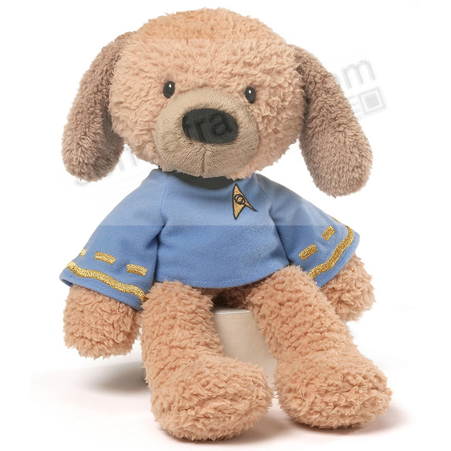 Star Trek Dr. McCoy® plush 13½in Dog by Gund®