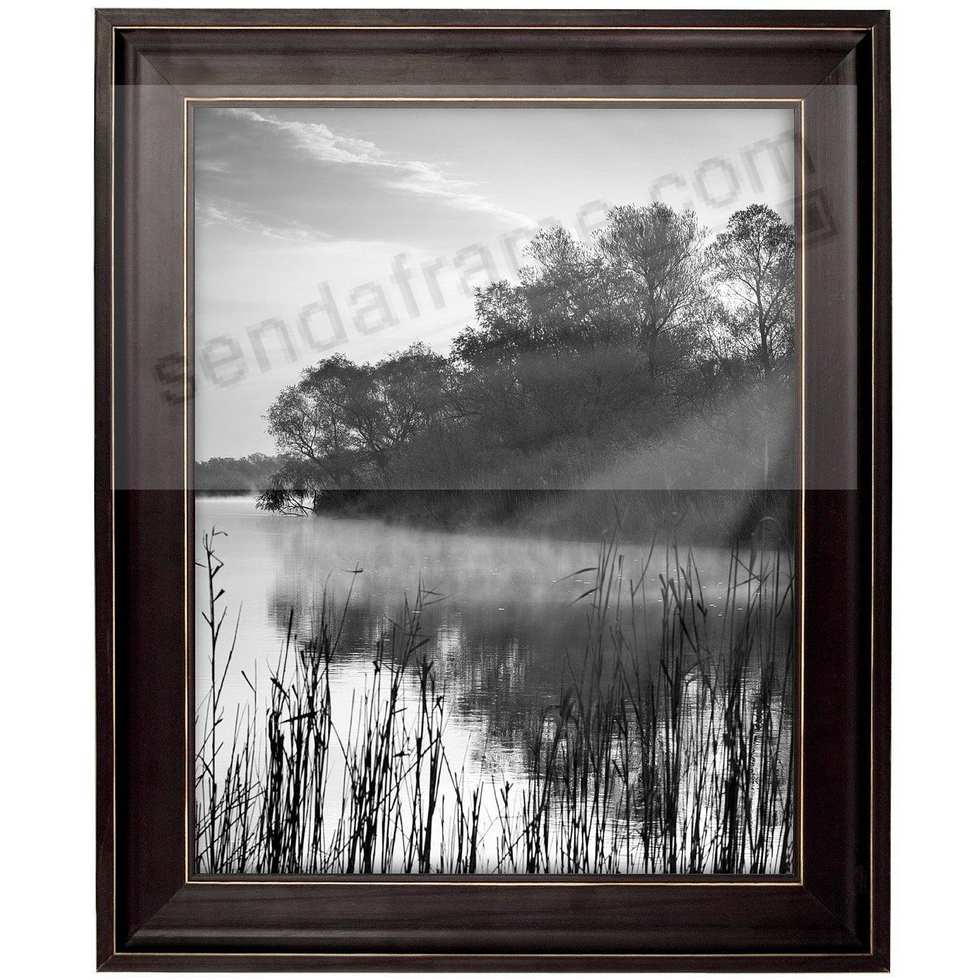 SANDLINE Distressed Wood ESPRESSO-BROWN Frame from MCS