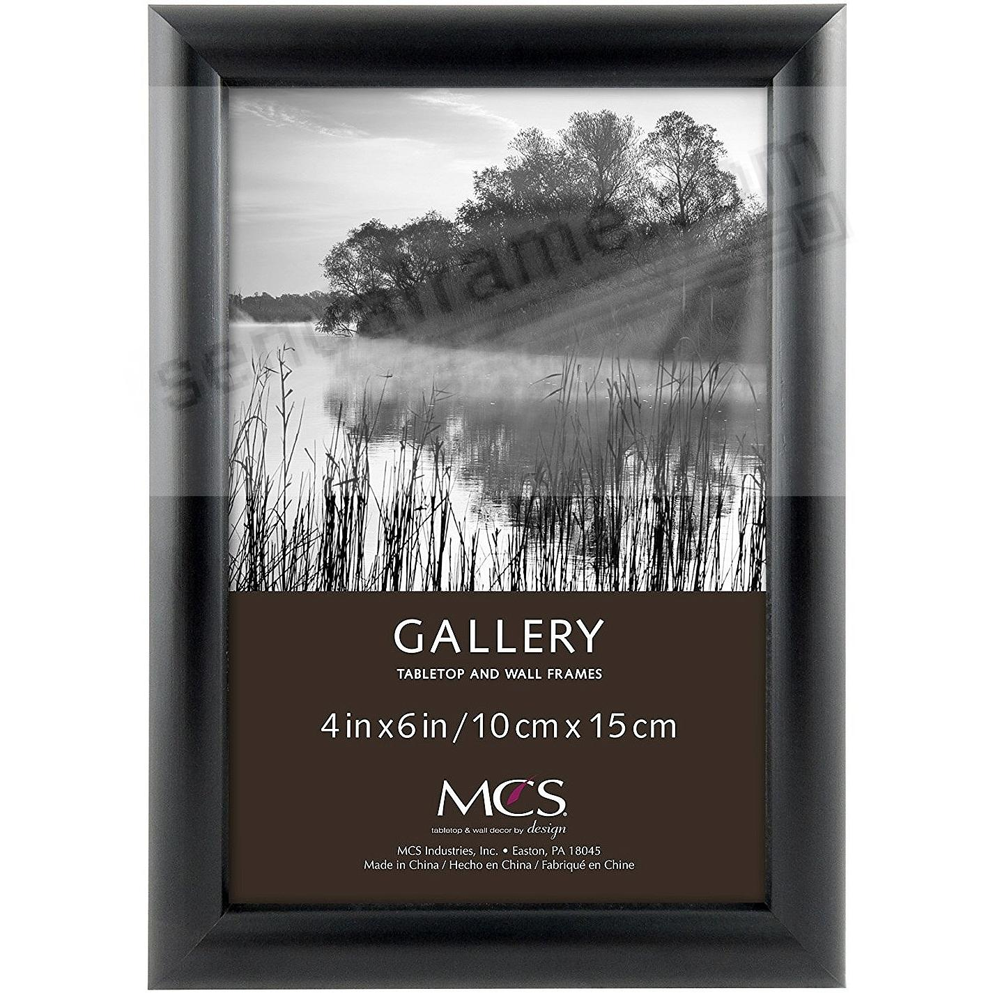 BULLNOSE Black frame from MCS®