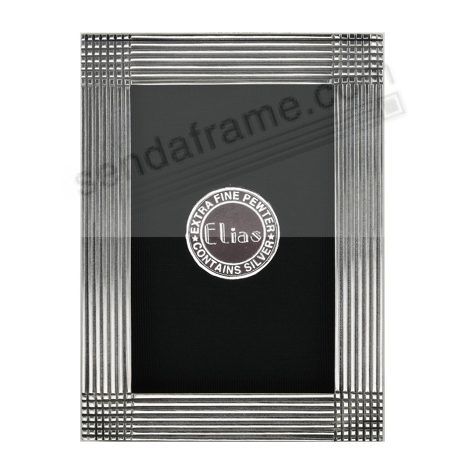 MATRIX luxe silvered fine pewter 2x3 by Elias Artmetal®
