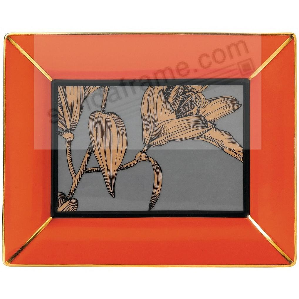 VIBRANCE ORANGE SERVING TRAY by Wedgwood®