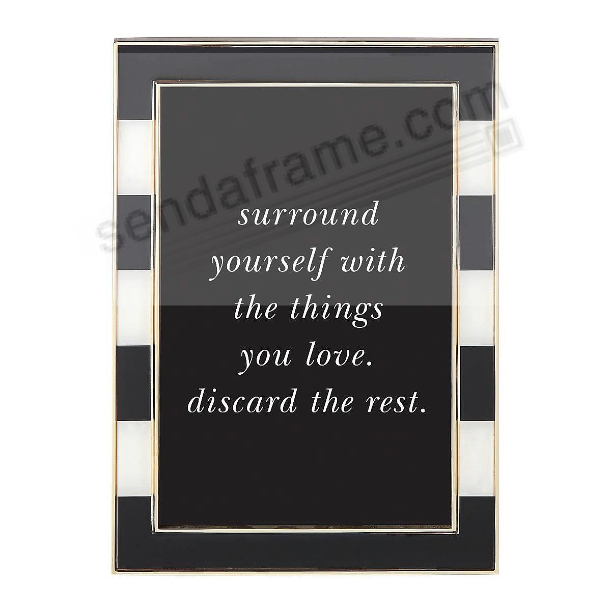 EVERDONE LANE frame for 4x6 prints by kate spade new york®