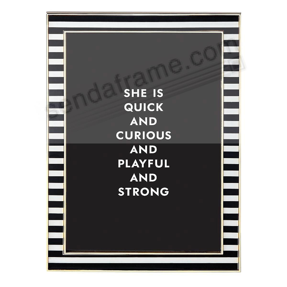 EVERDONE LANE frame for 5x7 prints by kate spade new york®