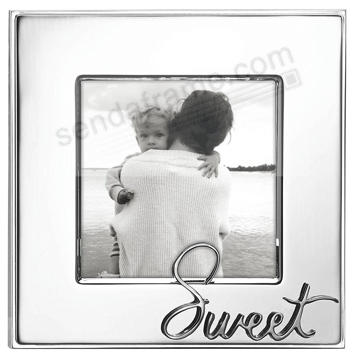 IN A WORD™ SWEET 3x3 frame by kate spade new york® - Picture Frames ...