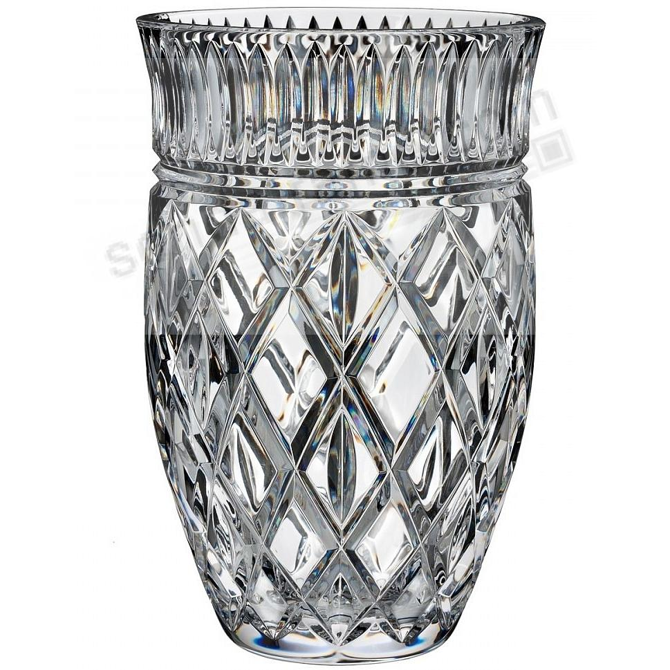 The Original EASTBRIDGE 8inch Crystal Vase crafted by Waterford®