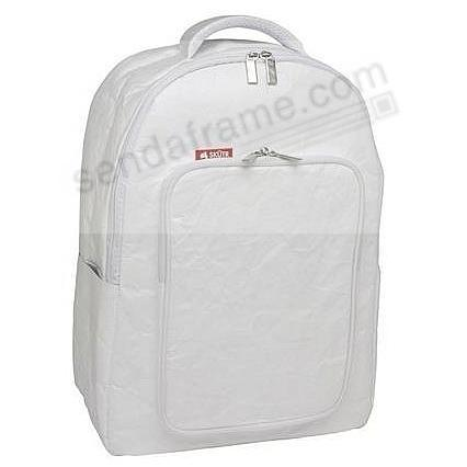 SKÜTR® BACKPACK + TABLET BAG - White Tyvek®