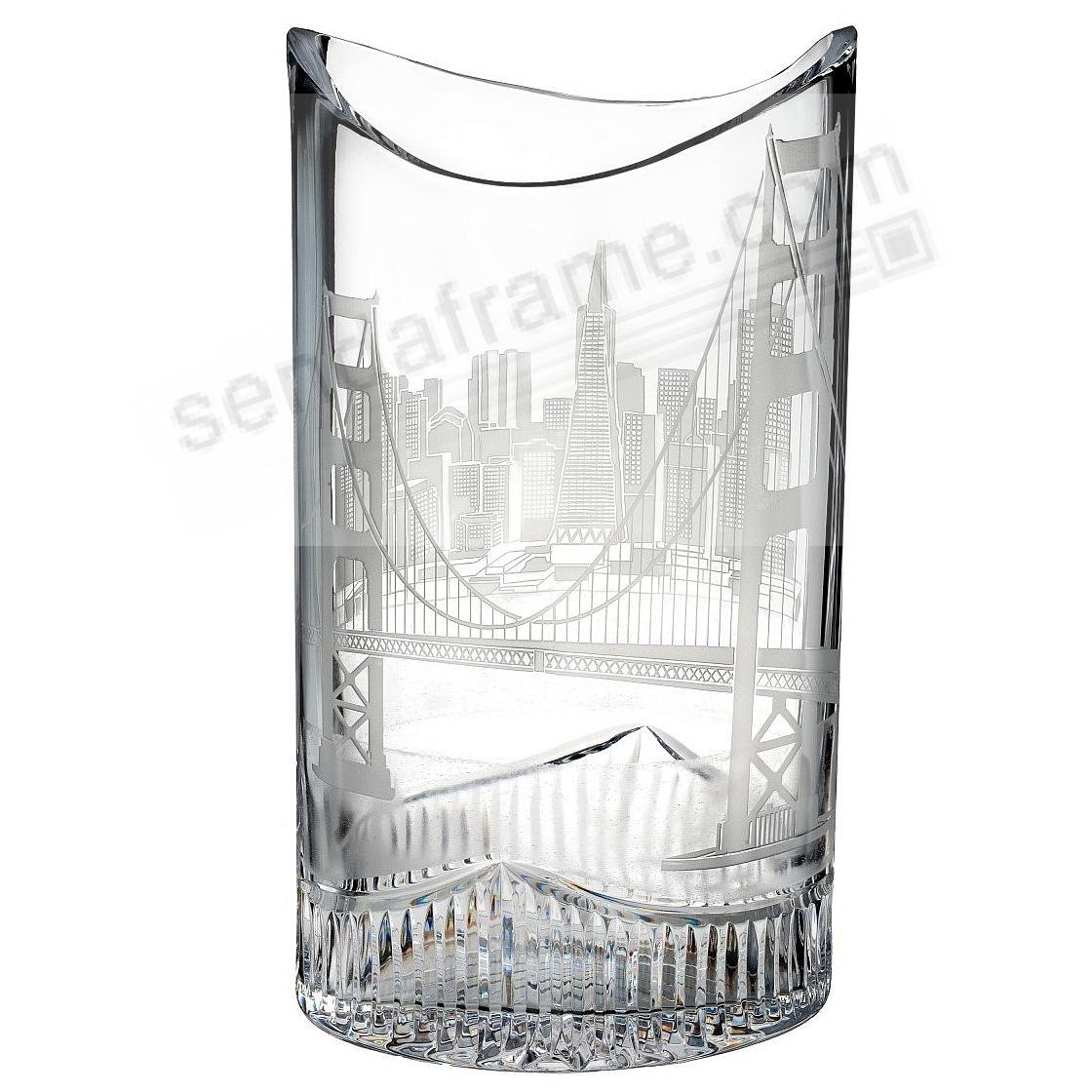 House of Waterford® Crystal America the Beautiful San Francisco 14n ...