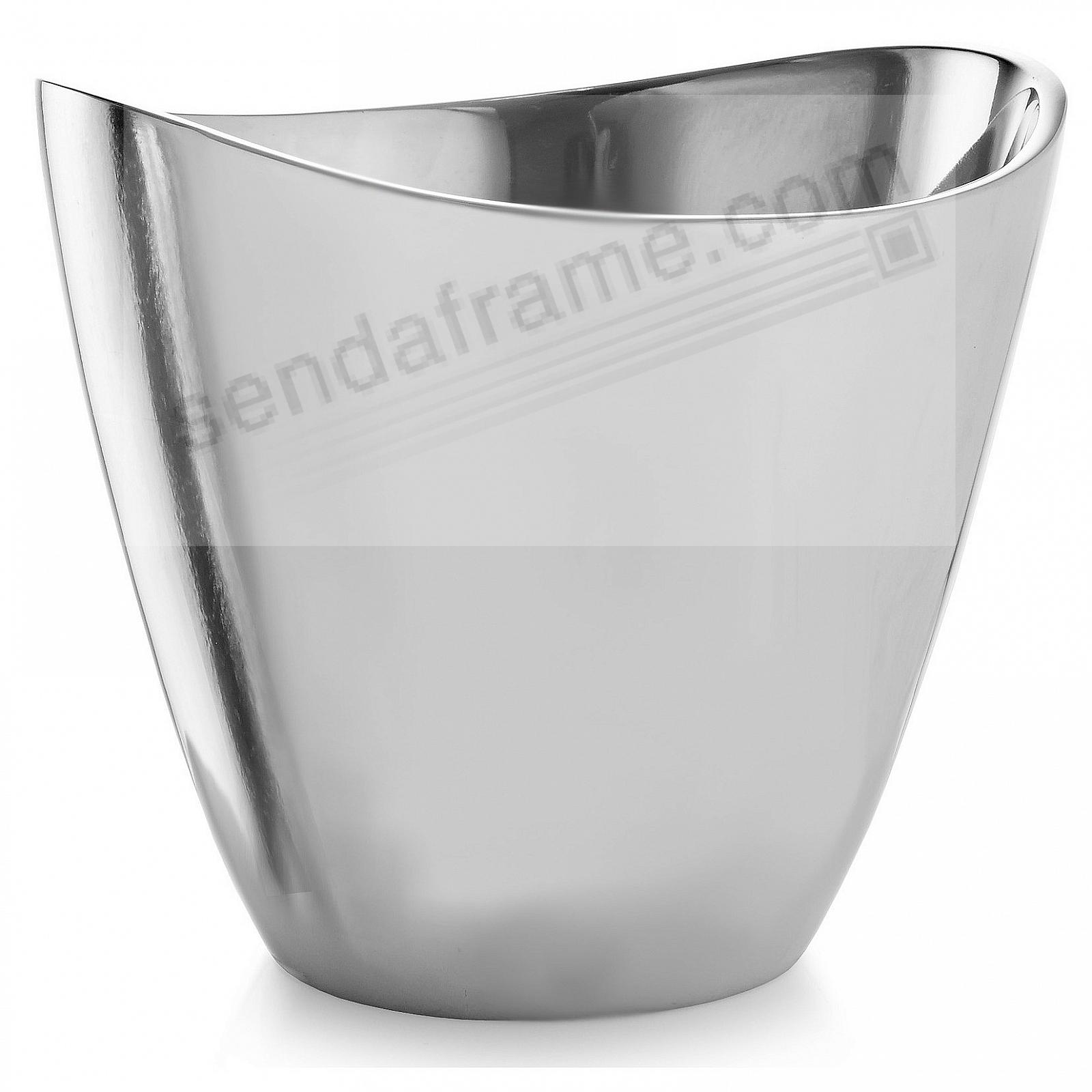 The VIE CHAMPAGNE BUCKET crafted by Nambe®