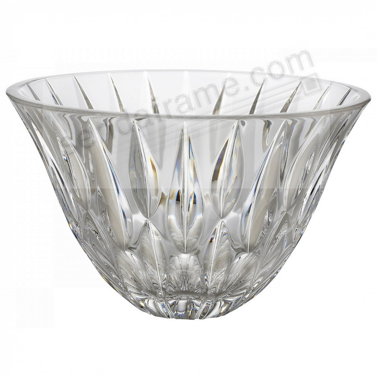 The Original RAINFALL 8-inch Crystal Marquis by Waterford® Bowl
