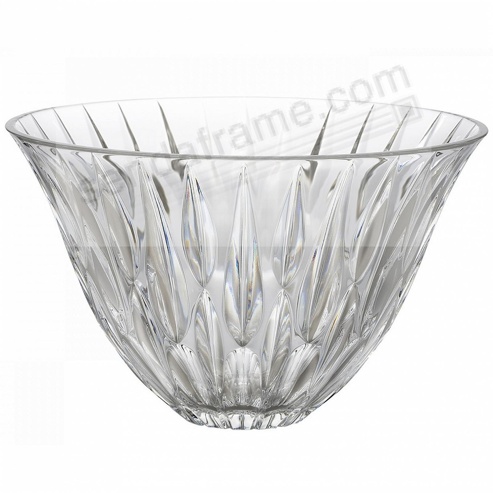 The Original RAINFALL 10-inch Crystal Marquis by Waterford® Bowl