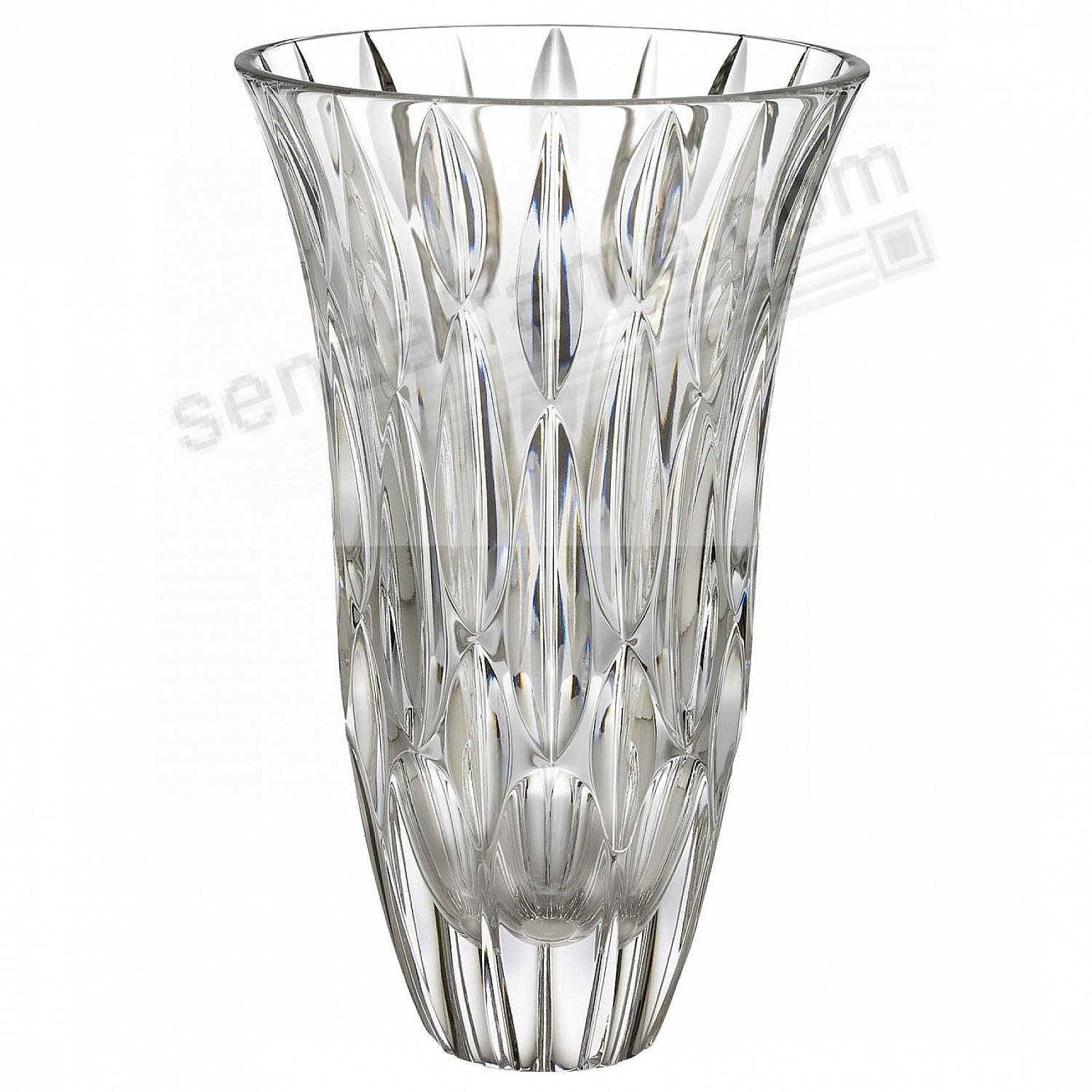 The Original RAINFALL 9inch Crystal Marquis by Waterford® Vase
