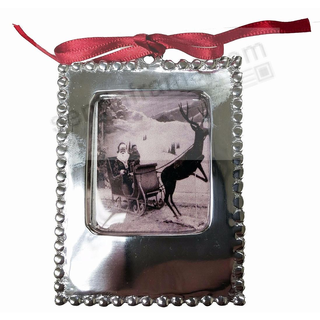 The Original Blank Statement Ornament 2x3 Frame By Mariposa