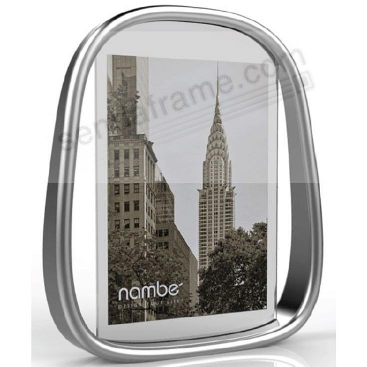 BUBBLE frame by Nambé designed by karim rashid