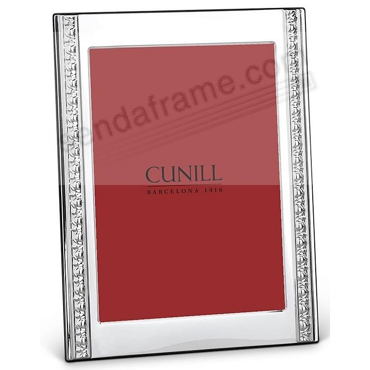 RENAISSANCE Fine Sterling Silver 8x10/7x9 Frame by Cunill®