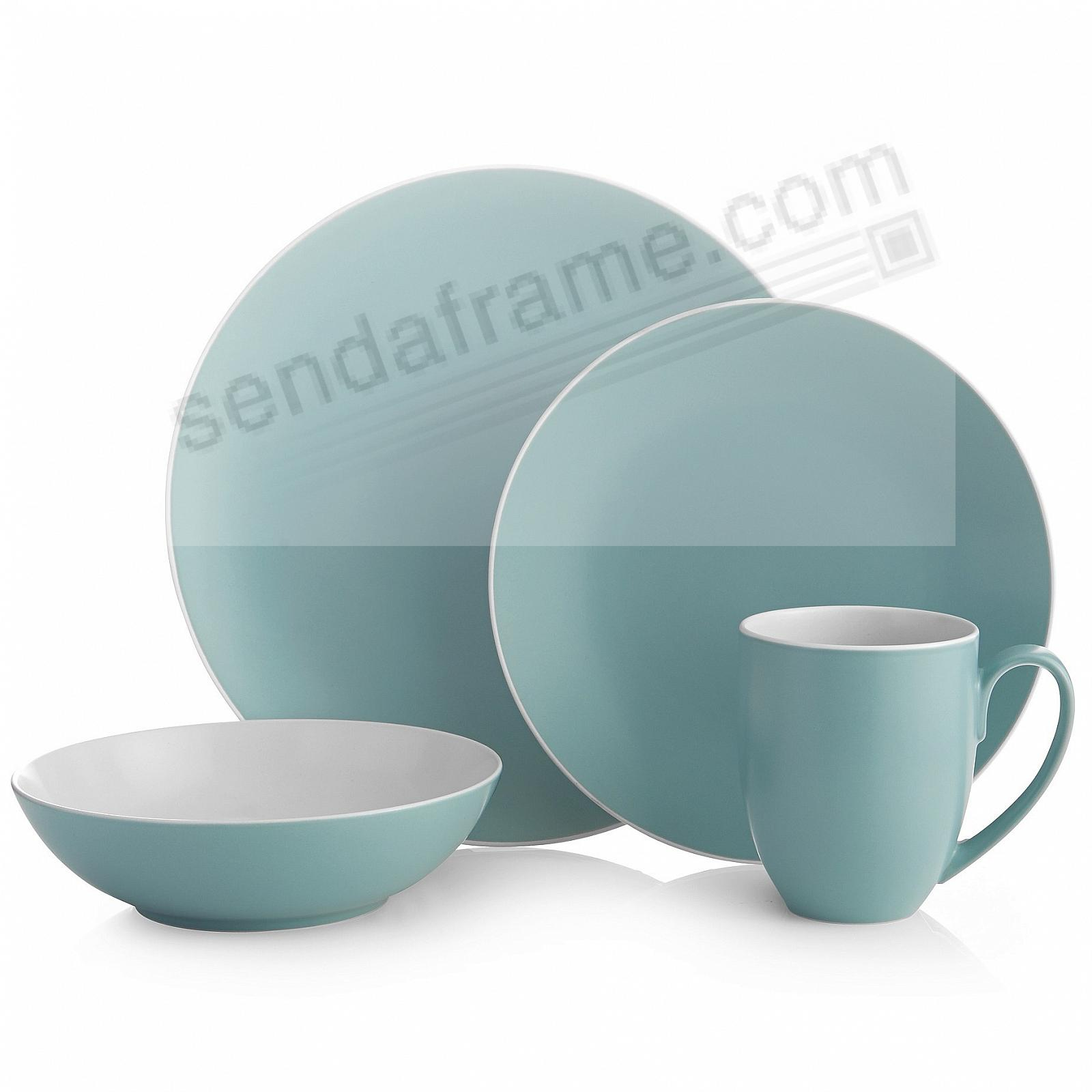 POP 4PC Place Setting OCEAN-BLUE by Nambe®