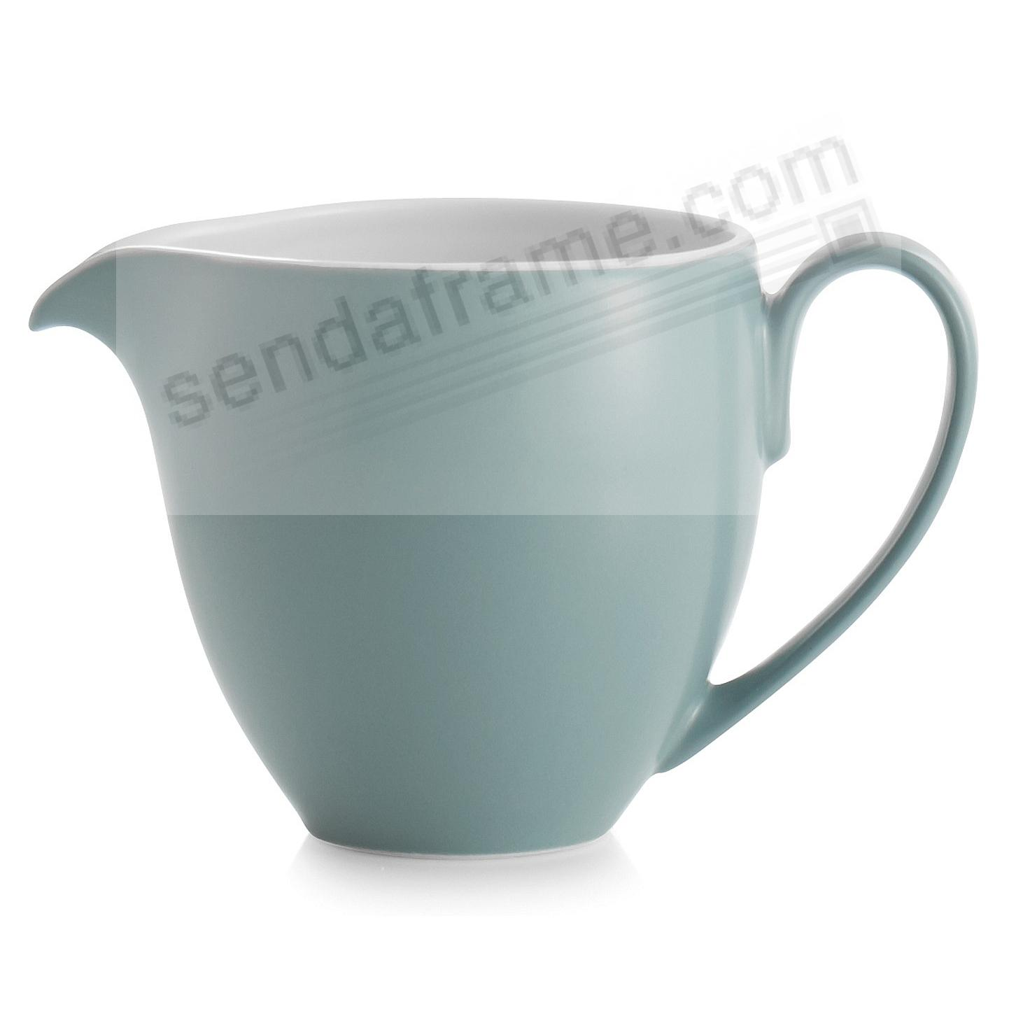 POP CREAMER OCEAN-BLUE by Nambe®