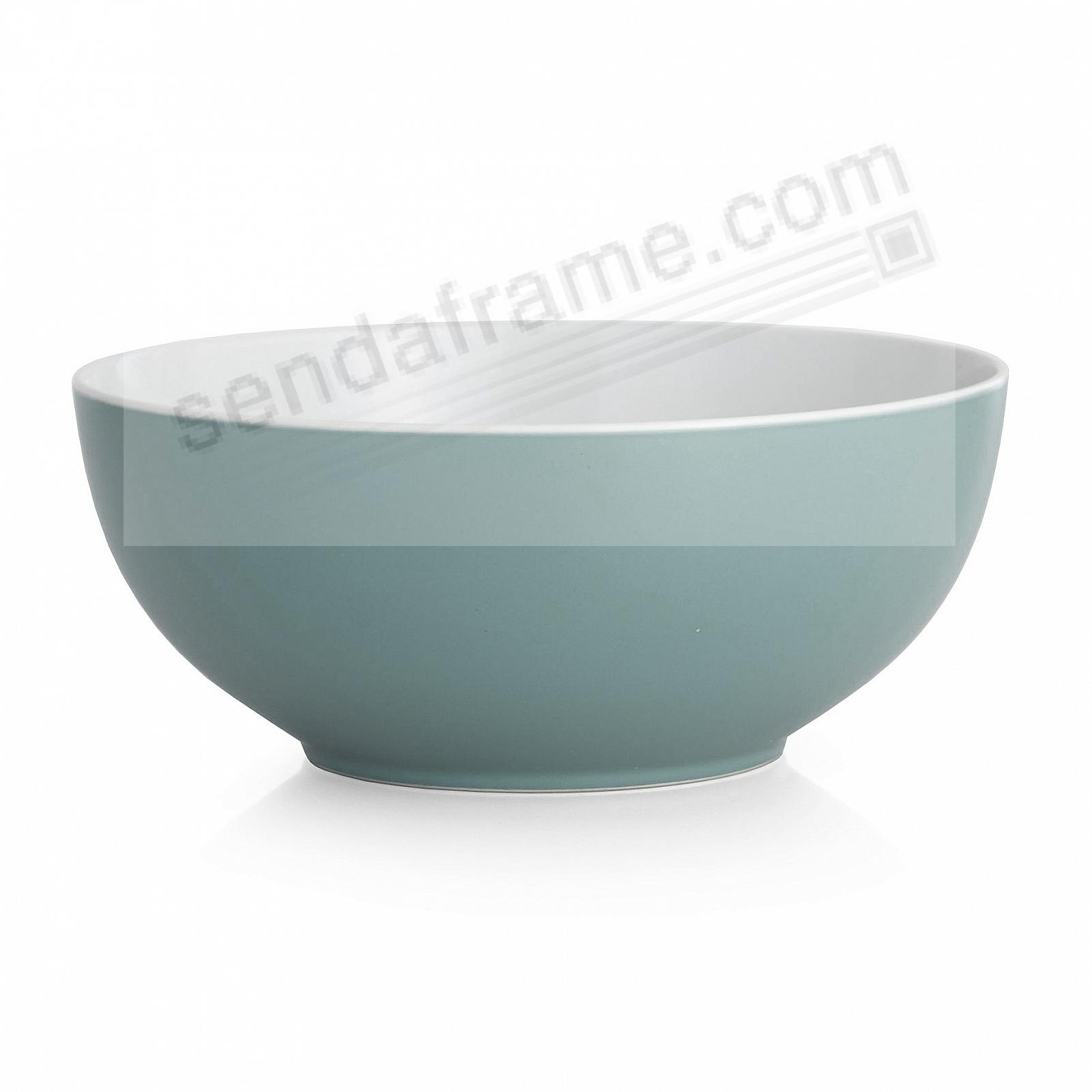 POP DEEP SERVING BOWL OCEAN-BLUE Blue by Nambe®