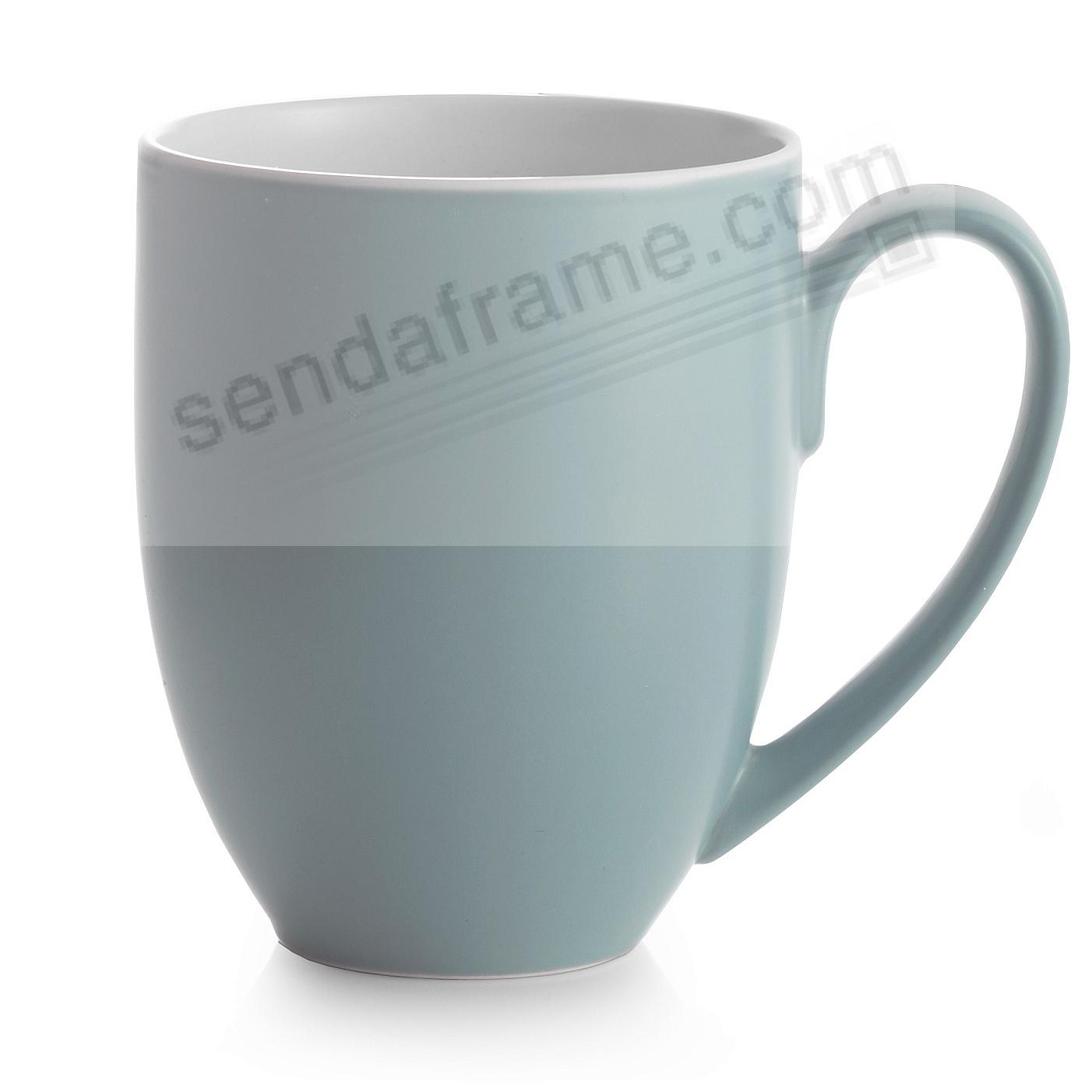 The POP MUG OCEAN-BLUE by Nambe®
