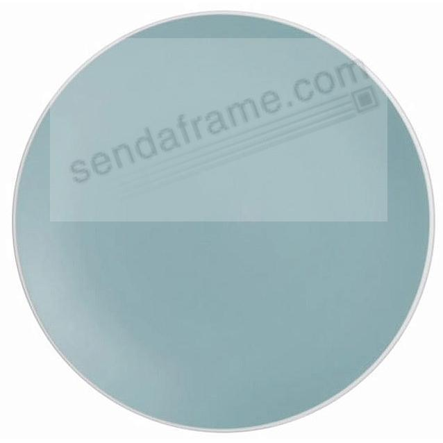The POP 13in ROUND PLATTER Ocean Blue by Nambe®