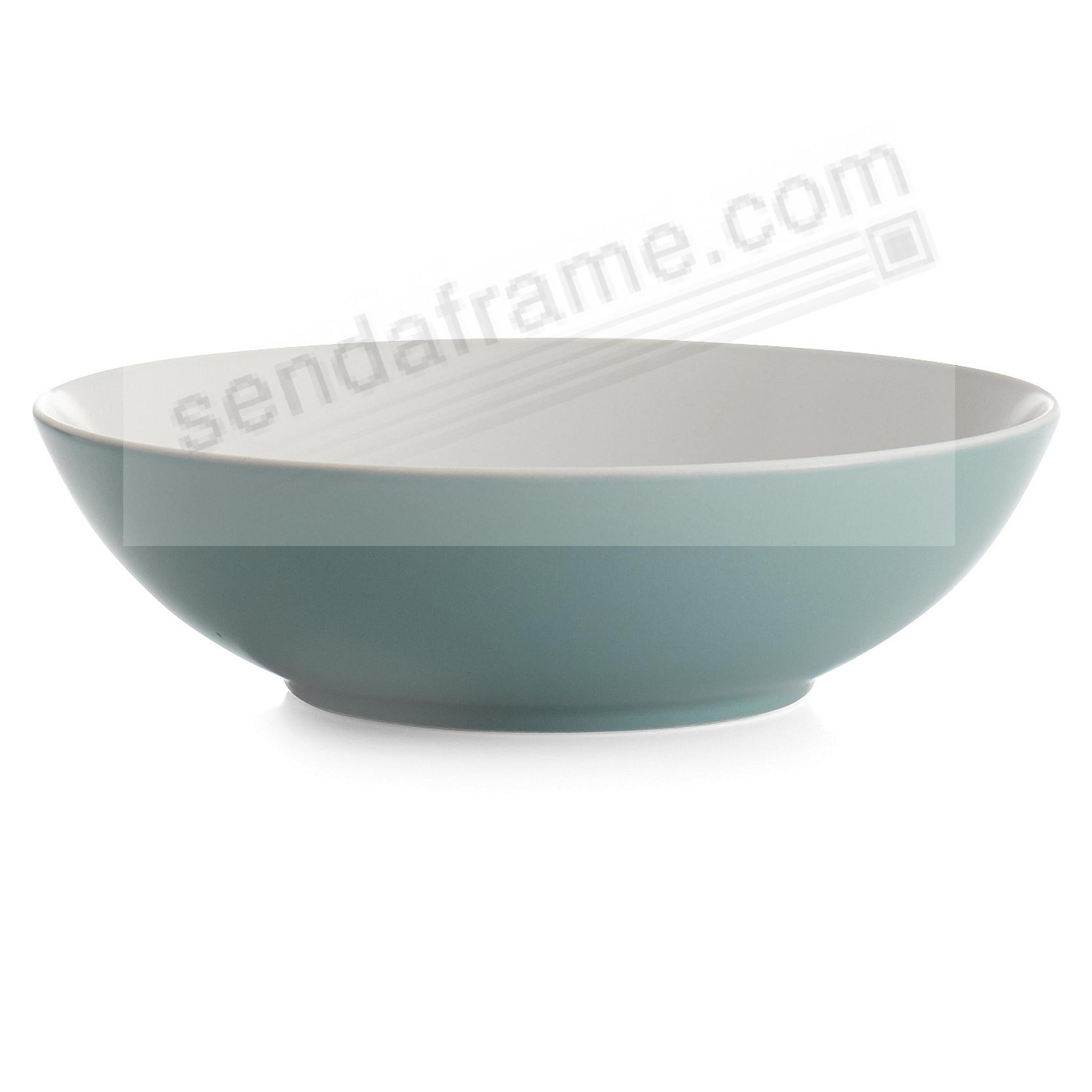 POP SOUP/CEREAL BOWL OCEAN-BLUE by Nambe®
