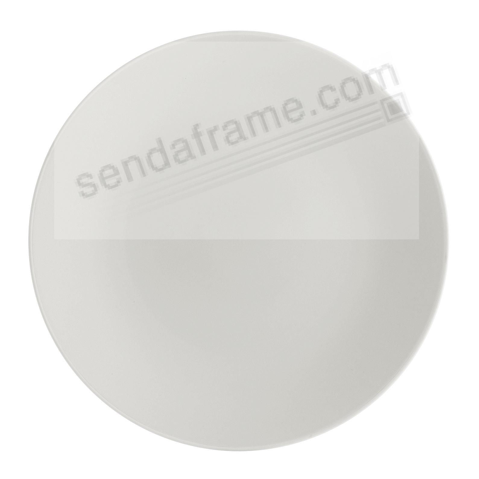 POP SALAD PLATE CHALK WHITE by Nambe®