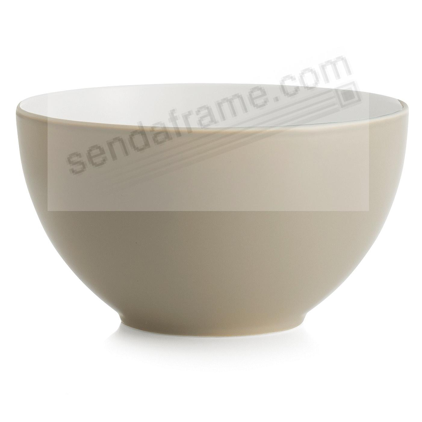 POP ALL-PURPOSE BOWL SAND by Nambe®