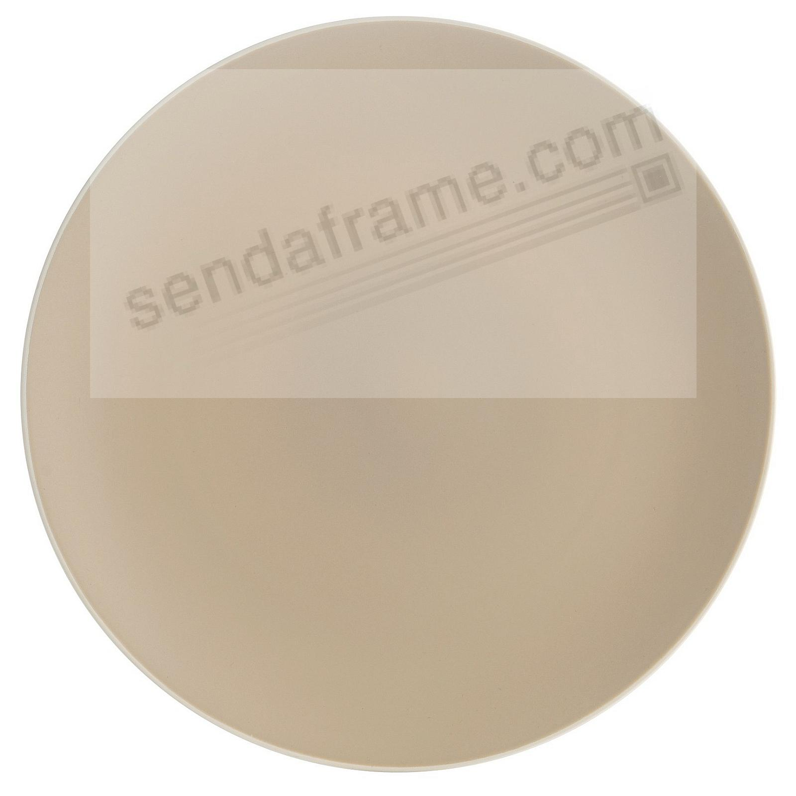 POP DINNER PLATE SAND by Nambe®