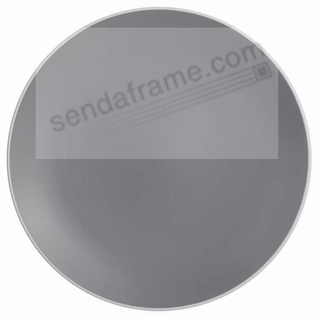 POP 13in ROUND PLATTER SLATE-GREY by Nambe®