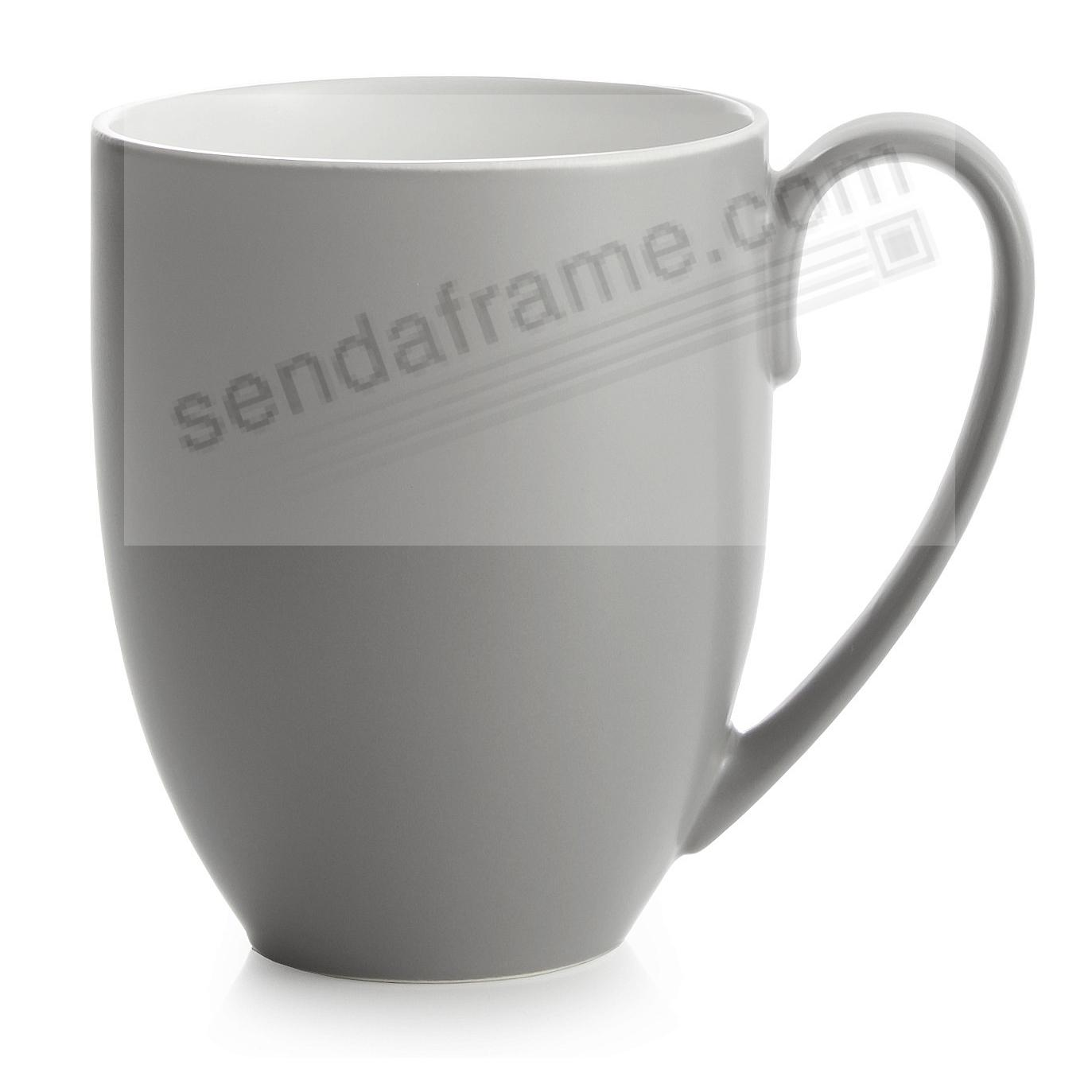 POP MUG SLATE-GREY by Nambe®