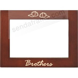 ohhhh brothers picture frames photo albums personalized and engraved digital photo gifts sendaframe