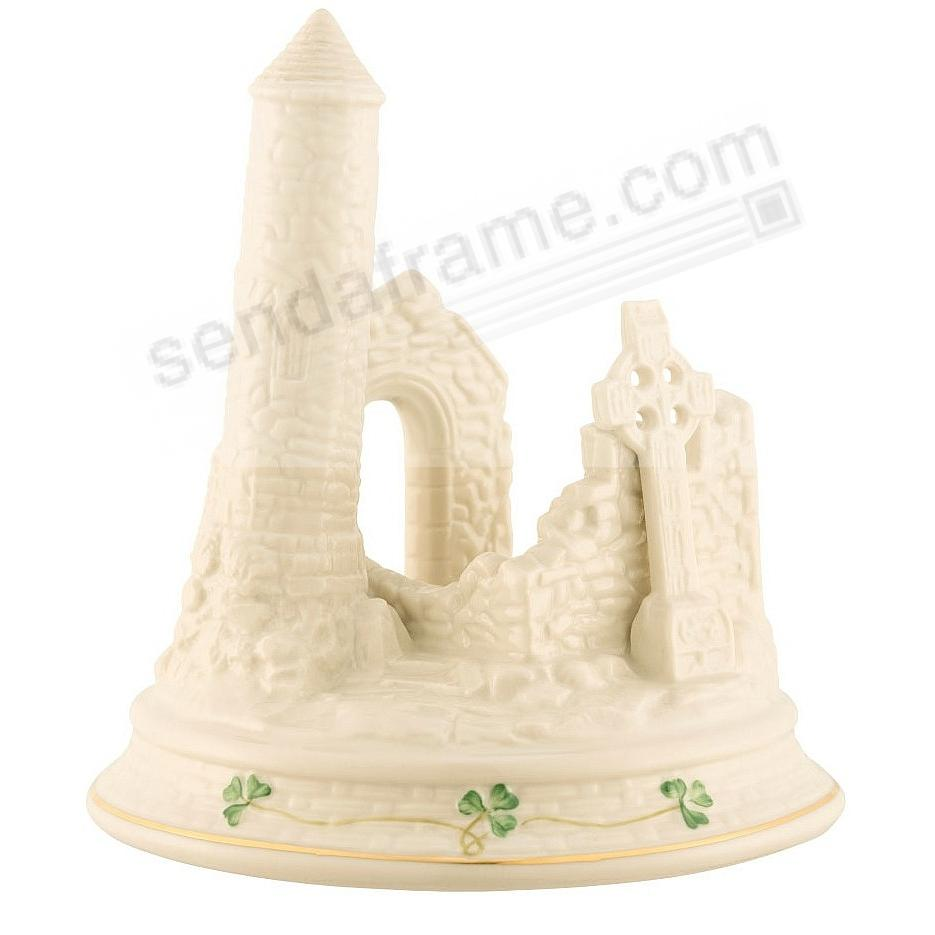DEVENISH Porcelain ROUND TOWER by Belleek®
