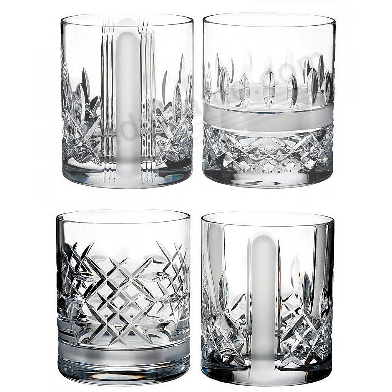 Lismore REVOLUTION 12oz Tumblers - Set of 4 by Waterford®
