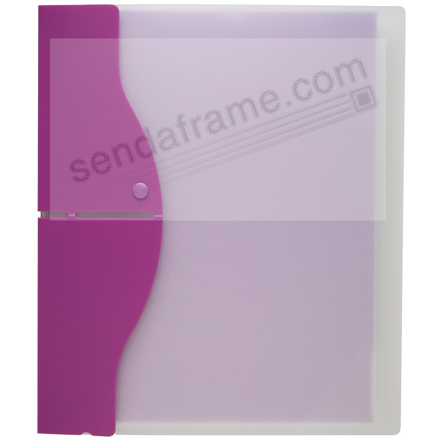 FUSCHIA POP-UP EASEL Album by Itoya®