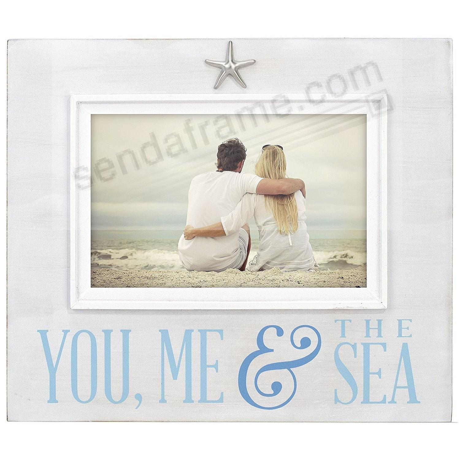 YOU ME + THE SEA 4x6 Frame by Malden®