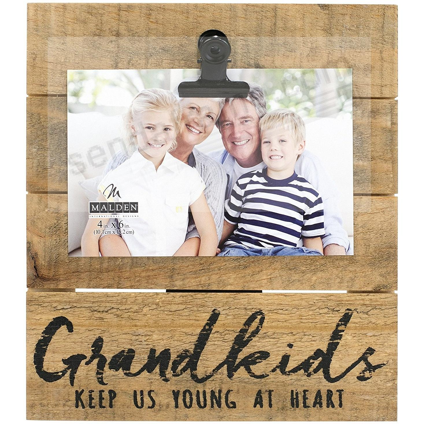 GRANDKIDS Life Expressions Clip frame by Malden®