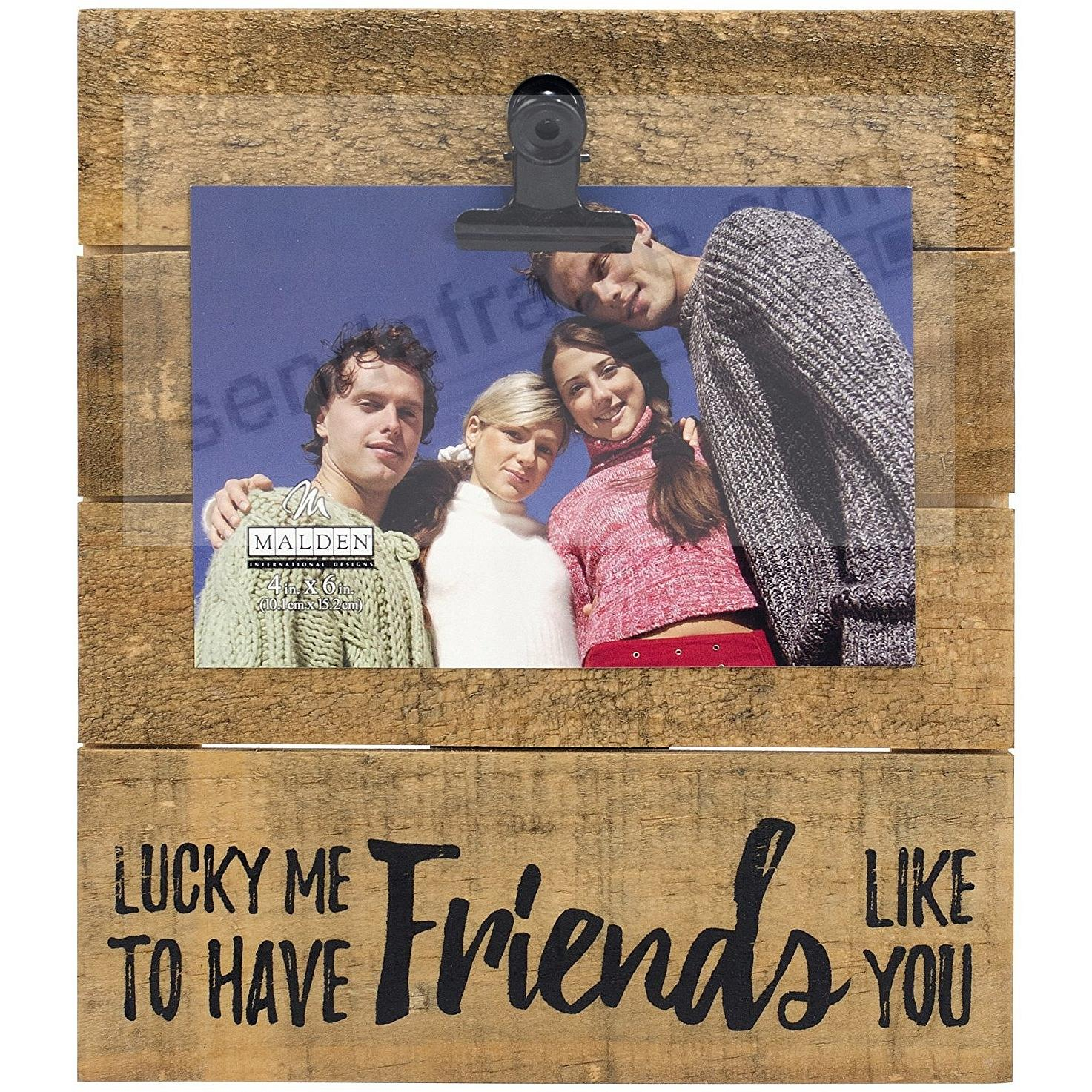 FRIENDS Life Expressions Clip frame by Malden®