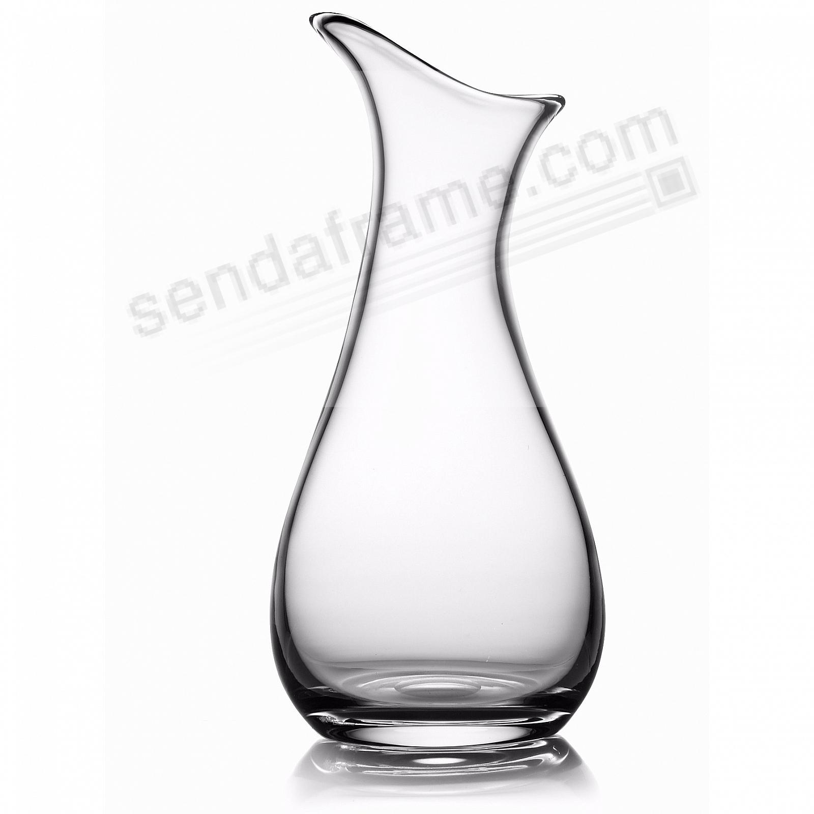 The MODERNE GLASS ART VASE 10in (MEDIUM) by Nambe®