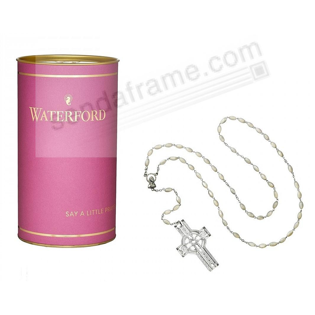 Giftology Rosary Beads by Waterford®