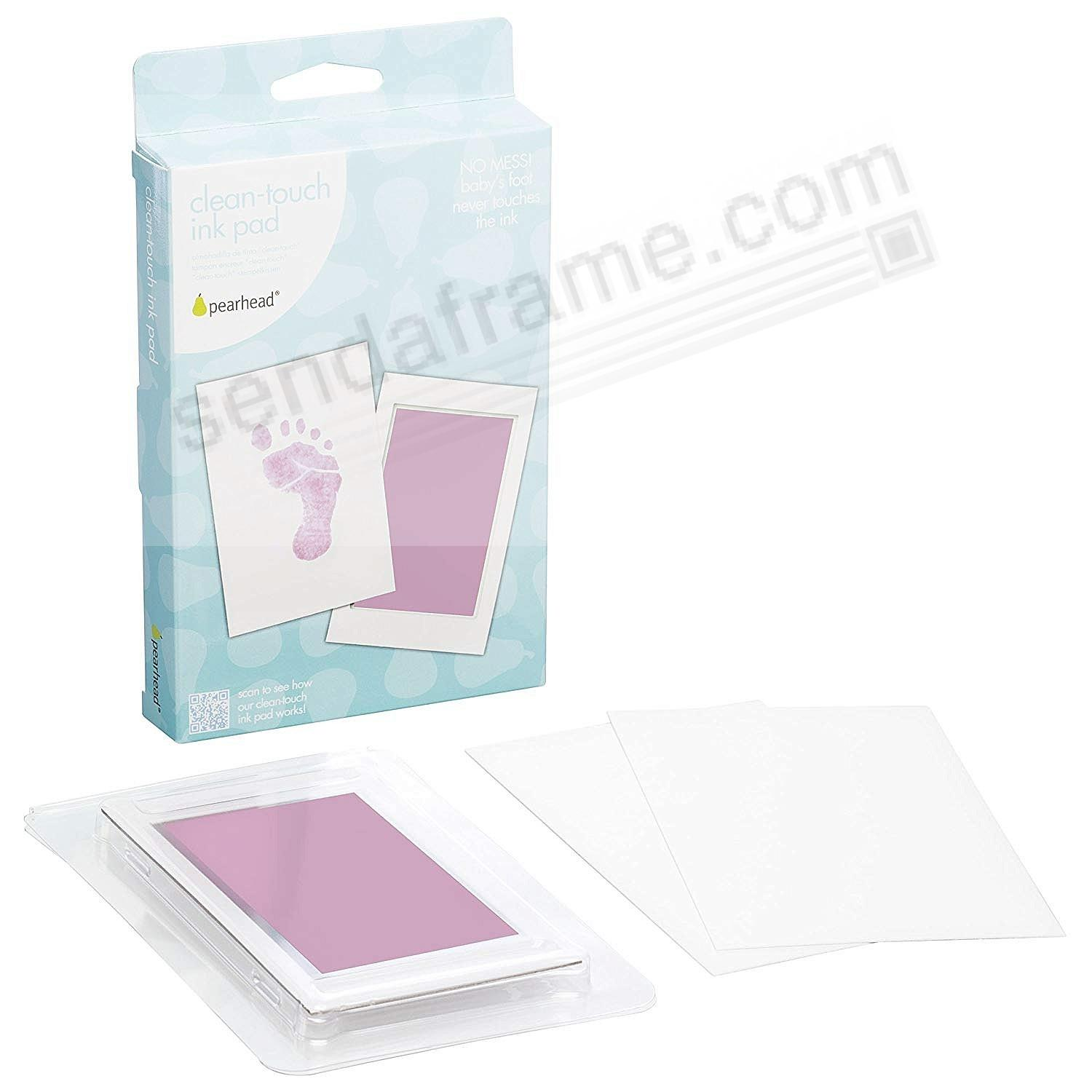 PINK HAND or FOOT PRINT KIT by Pearhead®