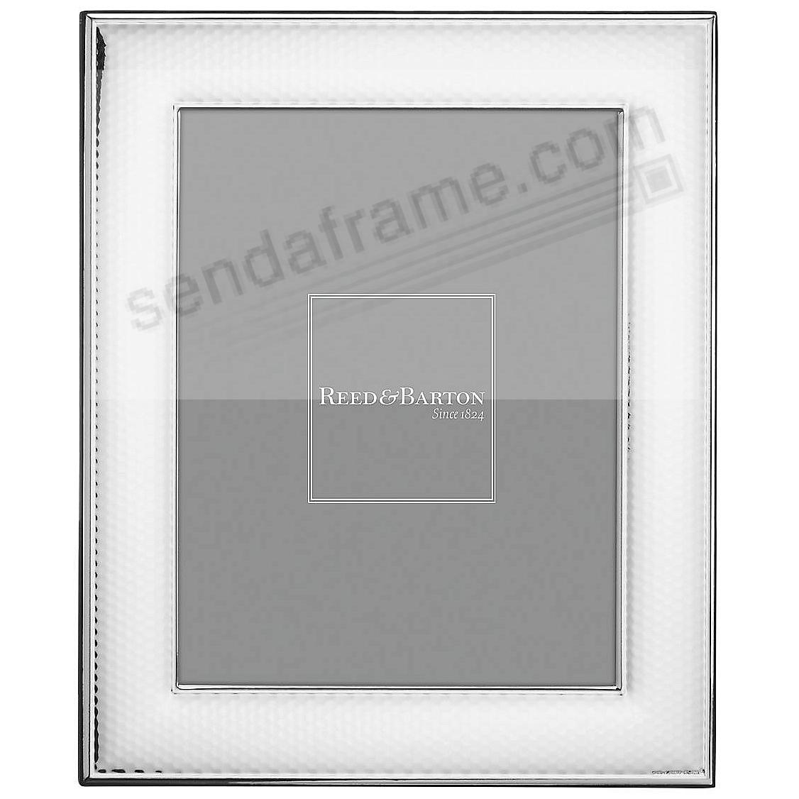 ABRUZZO Silverplate 5x7 frame by Reed & Barton®